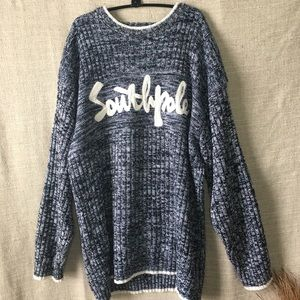 Vintage South Pole Sweater